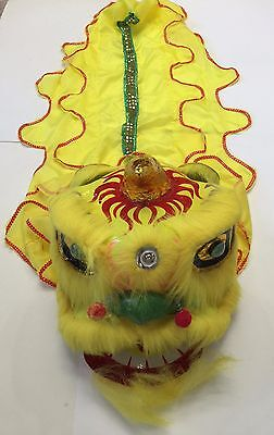 "13"" Chinese New Year Lion Dragon Head Dance Performance Show Decoration 13"""