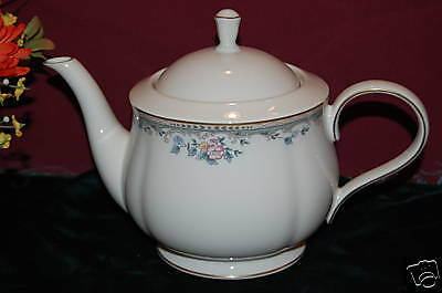 Lenox SPRING VISTA Teapot with Lid NEW USA