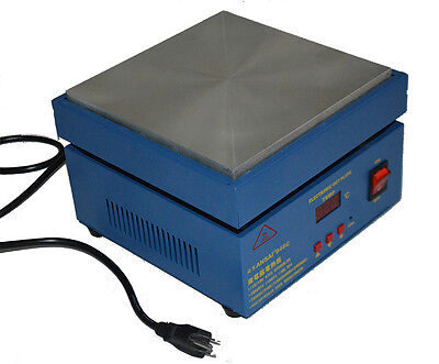 Electronic Hot Plate Preheat Preheating Station 946C 110V/800W Equipment Tools