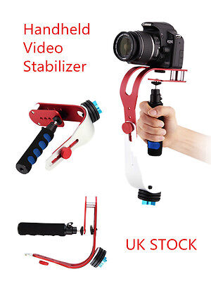 Pro Handheld Video Stabilizer Steadicam for DSLR SLR Digital Camera iphone HT