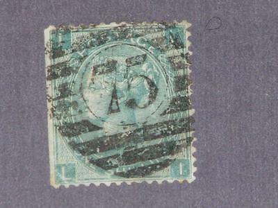 Great Britain, Scott# 48 Used-nice cancel 75 in circle