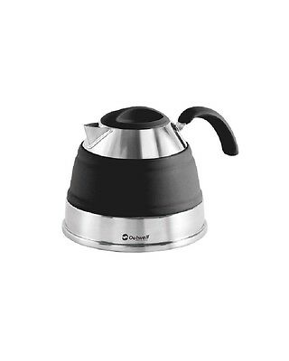 Outwell Collaps BPA Free Collapsing Kettle, Perfect for Camping