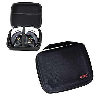 For Samsung Gear VR Virtual Reality Headset + Gamepad Game Controller Kit Har...
