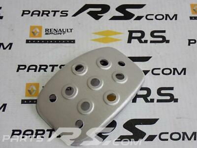 New GENUINE Renault Clio 3 III 197 200 RS alloy clutch pedal cover RENAULT SPORT
