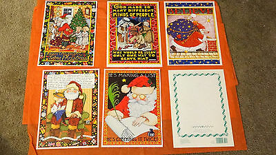 Classic Gift  Mary Engelbreit Christmas  Assorted XM  Posters