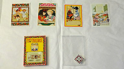 Vintage Mary Engelbreit Greeting Cards Mint Condition Bundle