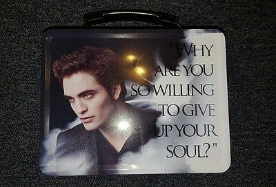 The Twilight Saga New Moon Lunch Box with Edward