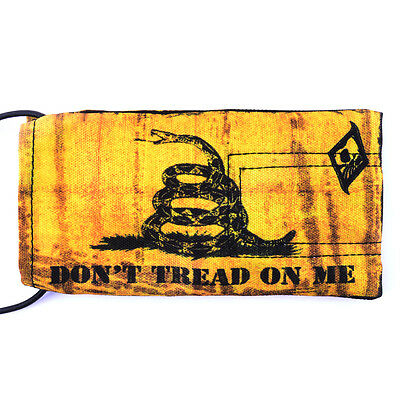 Wicked Sports Paintball Barrel Cover / Sock - Don't Tread on Me - Distressed