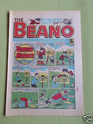 The Beano  - Uk Comic - 14  Mar 1987  - #2330