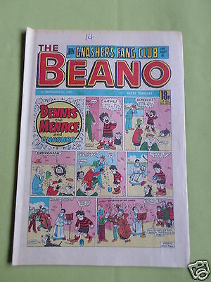 The Beano  - Uk Comic -  7  Mar  1987 - #2329