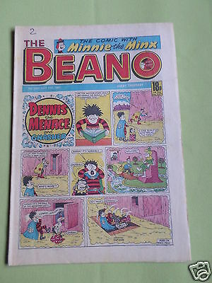 The Beano  - Uk Comic -  11 July 1987  - #2347