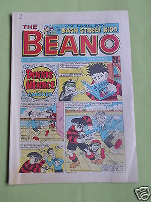 The Beano  - Uk Comic - 14 Nov  1987  - #2365