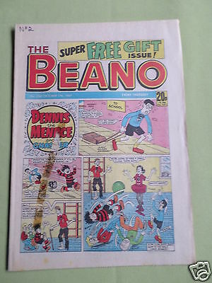The Beano  - Uk Comic -  17 Oct 1987  - #2361 - The Free Gift Is Not Included