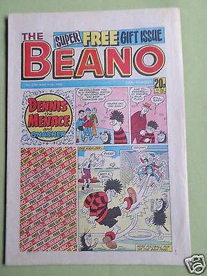 The Beano  - Uk Comic -  5 Mar 1988  - #2381 - The Free Gift Is Not Included