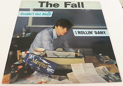 """The Fall - Couldn't get ahead   RARE UK 12"""""""