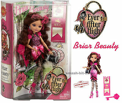 BRAND NEW Ever After High Briar Beauty Doll - Free P&P