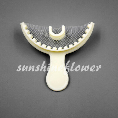 35X Dental BITE Registration Disposable Impression Tray Anterior trays Sideless