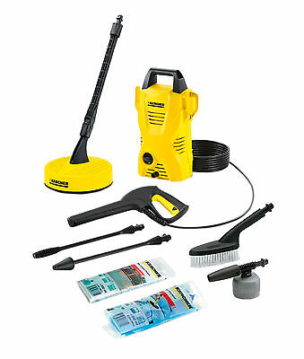 Karcher K2 Premium Home & Car Water-Cooled Pressure Washer NEW