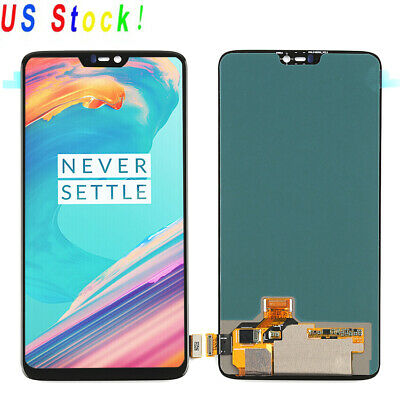 Repair For Oneplus One 1+ A0001 LCD Screen Touch Digitizer Assembly + Frame USA