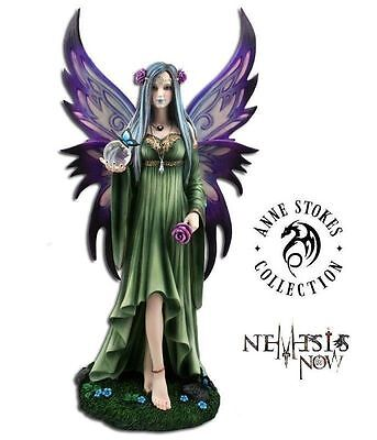New Anne Stokes Mystic Aura Figurine Limited Edition Collectable Large 39Cm