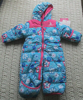 Nwt 0 3m Baby S Pram Rugged Bear Outerwear Coat Color