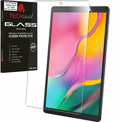 "TEMPERED GLASS Screen Protector For Samsung Galaxy Tab A 10.1"" T580 T581 T585"