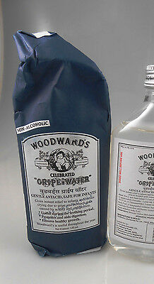 Woodwards Woodward 130ml Gripewater Gripe Water Colic pain gas indigestion Baby