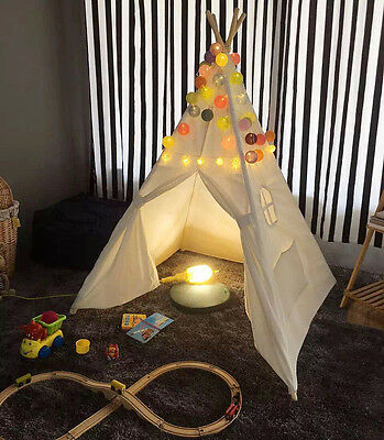 Outdoor Teepee Picnic Canvas Tent  for Children's photography