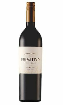 2012 X 1 Andrew Seppelt Private Cellar Barossa Valley Primitivo • AUD 39.99