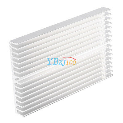 1 Pcs Aluminium Radiator Heatsink Heat Sink 100mm x 60mm x 10mm