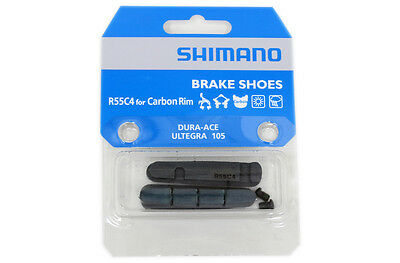 Shimano Dura-ace Ultegra 105 R55C4 for Carbon Rim Bike Brake Shoes Fixing Bolts