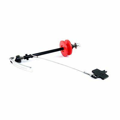 Krex Bike Cycling Chain Stay Quick Release Skewer with Dummy Hub