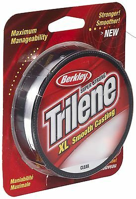 Berkley Trilene XL Monofilament Clear - 300yd Beading Thread- 4lb to 20lb