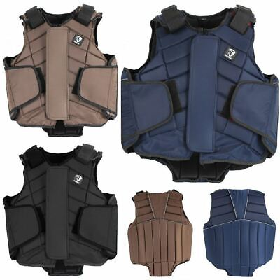 Horka Nylon Adults Flexplus Body protector Horse Rider Lightweight Body Safety
