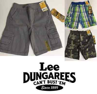 NEW Lee's Dungarees Boy's Cargo Shorts VARIETY