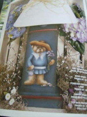 Friends Forevermore Painting Book- Ortman-Teddy Bear Designs