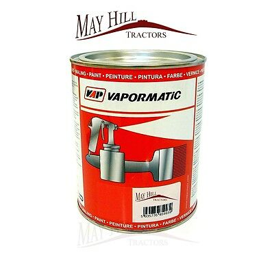 Ford Tractor Blue Paint 1 Litre Tin - Vapormatic VLB5018