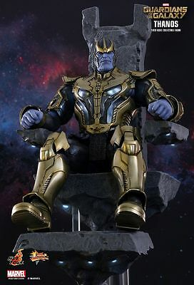 GUARDIANS OF THE GALAXY - Thanos 1/6th Scale Action Figure (Hot Toys) #NEW