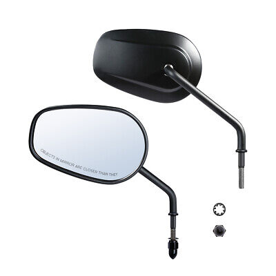 Rear View Mirrors For Harley Touring Electra Street Road Glide FLHR FLHX FLRTX