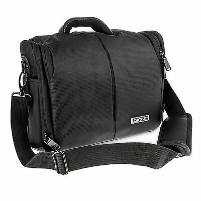 Digital DSLR Camera Bag -Carry Case with Shoulder Strap Nikon, Canon, Pentax