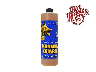 Pete Rickard - New 16 Oz. Kennel Guard Pet Odor Eliminator - Made In U.s.a.