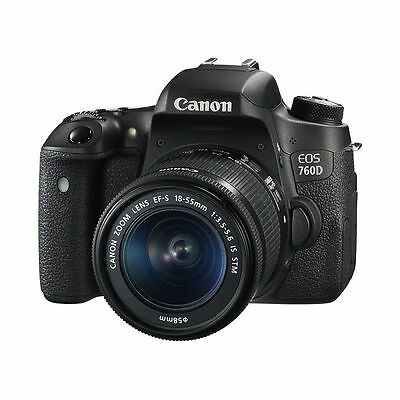 Fotocamera Canon EOS 760D kit 18-55mm IS STM 18-55