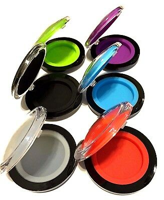 Silicone Wax Wallet Containers Clamshell 5ml Wallet NonStick Pick any color