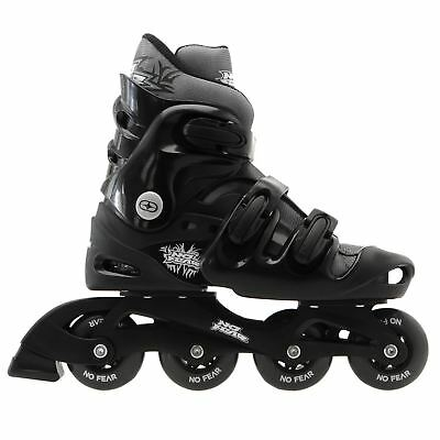 No Fear Inline Skate Roller Skates Gents Mens