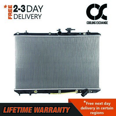 New Radiator For Toyota Highlander 2009 - 2015 L4 2.7 Lifetime Warranty W/O Tow