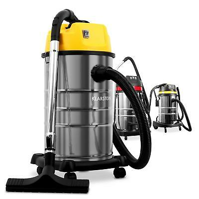 Vacuum Cleaner Wet Dry Industrial Commercial Powerful Stainless Steel 30L 50L80L