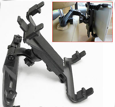 Universal Tablet Car Headrest Seat Holder Mount For 7 - 10 Inch Tablets Devices