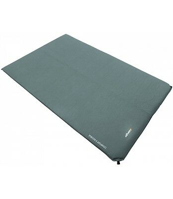 Vango Comfort Double Self-Inflating Mat -  5cm Deep - Moonstone