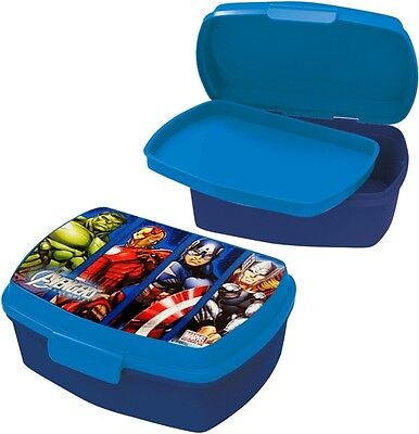 Boyz Toys Sandwich Box With Tray Avengers