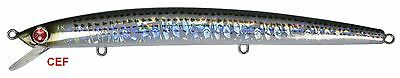 Artificiale Mommotti 180 Sf Seaspin Cef Slow Floating Minnow Lure Señuelo Mare